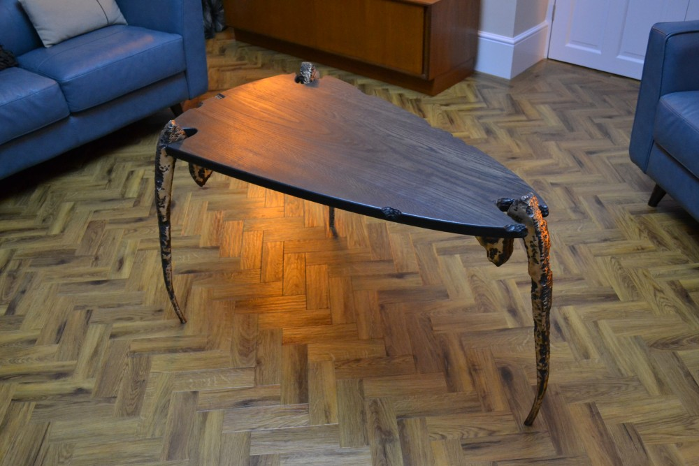 Junior Claw coffee table. POA.